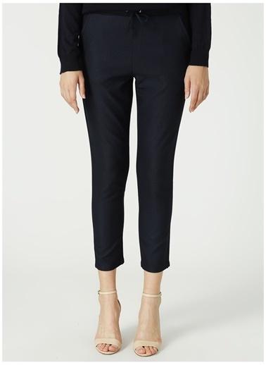 Fabrika Comfort Fabrika Comfort  Kaz Ayağı Lacivert Pantolon Lacivert